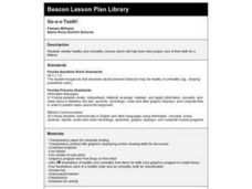 Go-o-o Tooth! Lesson Plan