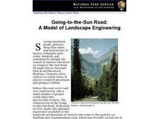 Going-to-the-Sun Road: A Model of Landscape Engineering (95) Lesson Plan