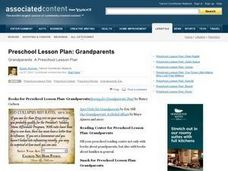 Grandparents Lesson Plan
