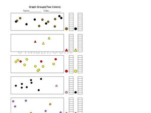 Graph Groups Worksheet