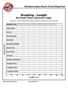 Graphing - Length Worksheet