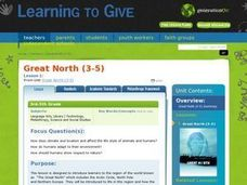 Great North Lesson Plan