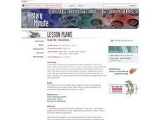 Grey Owl - Secondary Lesson Plan
