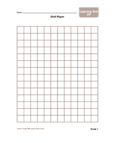 Grid Paper Printables & Template