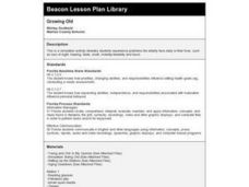 Growing Old Lesson Plan