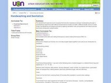 Handwashing and Sanitation (2) Lesson Plan