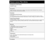 Hanging Out with Stories Lesson Plan