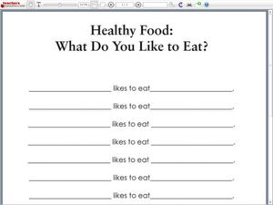 Worksheets 3rd Grade Health Worksheets healthy food what do you like to eat 2nd 3rd grade worksheet worksheet