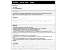 Hey, Cuz! Lesson Plan