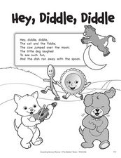 Hey, Diddle, Diddle Worksheet