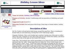 Holiday Gift Exchange Lesson Plan