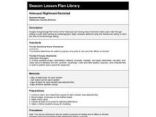 Holocaust Nightmare Revisited Lesson Plan