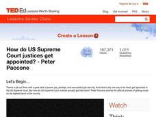 How Do US Supreme Court Justices Get Appointed? 7th - 12th ...