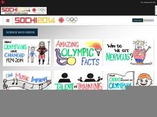 How Olympians Have Changed 1924-2014 Video