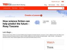 Science fiction writers predict the future