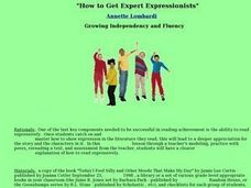 How to Get Expert Expressionists Lesson Plan