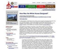 How Was the White House Designed? Lesson Plan
