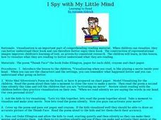 I Spy With My Little Mind Lesson Plan