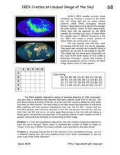 IBEX Creates an Unusual Image of the Sky! Worksheet