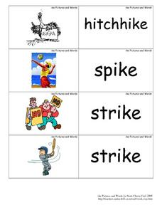 --ike Pictures and Words Lesson Plan