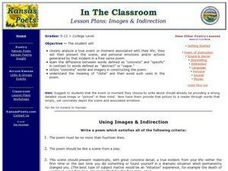 Images and Indirection Lesson Plan
