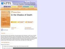 In the Shadow of Death Lesson Plan