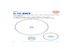 In the Sky Lesson Plan