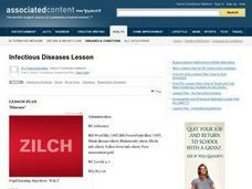 Infectious Diseases Lesson Plan