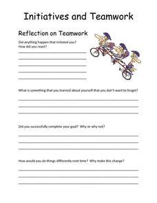 Teamwork Worksheet Worksheets For School - Studioxcess