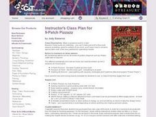 Instructors Lesson Plan for 9-Patch Pizzazz Lesson Plan