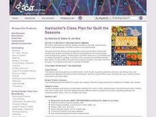 Instructors Lesson Plan for Quit the Seasons Lesson Plan
