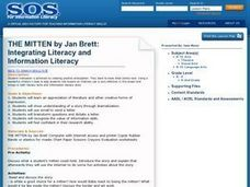 Integrating Literacy And Information Literacy Lesson Plan