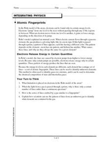 bohr model lesson plans worksheets reviewed by teachers. Black Bedroom Furniture Sets. Home Design Ideas
