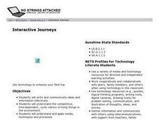Interactive Journeys Lesson Plan