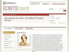 Introducing Jane Eyre: An Unlikely Victorian Heroine Lesson Plan