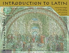 Introduction To Latin Lesson Plan