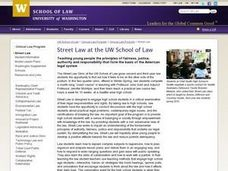 Introduction to Law: What Is Law and Why We Have It? Lesson Plan