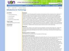 Introduction to Technology Lesson Plan