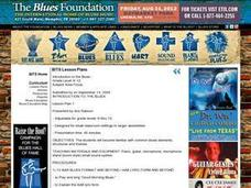 Introduction to the Blues Lesson Plan