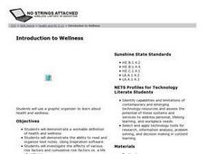 Introduction To Wellness Lesson Plan