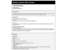 Invisible Neighbors Lesson Plan