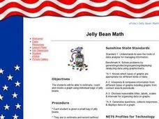 Jelly Bean Math Lesson Plan