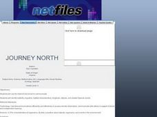 Journey North Lesson Plan