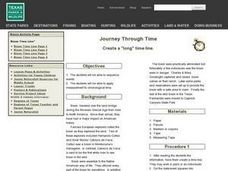 Journey Through Time Lesson Plan