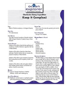 Keep it Complex Lesson Plan