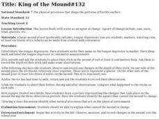 King of the Mound Lesson Plan