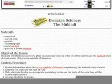 Kwanzaa Science Lesson Plan