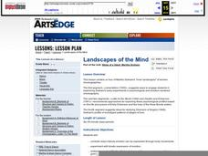 Landscapes of the Mind Lesson Plan