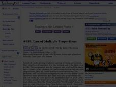 Law of Multiple Proportions Lesson Plan