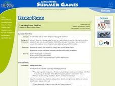Learning From the Past: Origin of the Modern Summer Games Lesson Plan